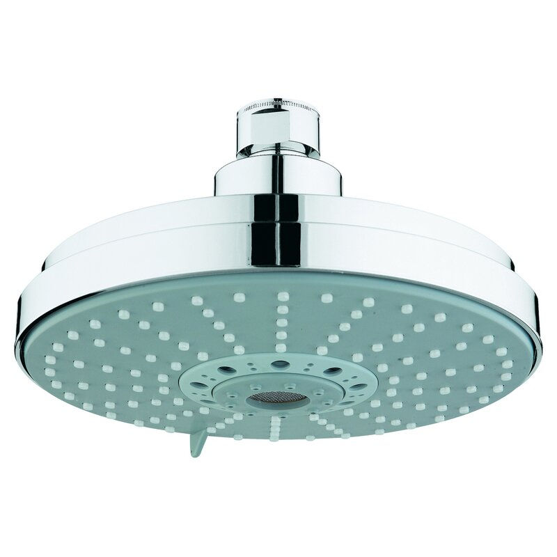 Rainshower Diveter Shower Head With DreamSpray