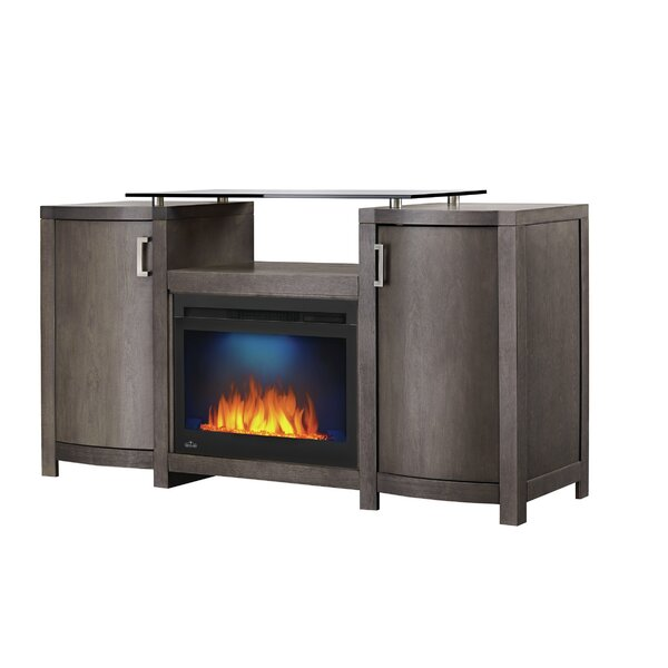 Whitney 60 TV Stand with Fireplace by Napoleon
