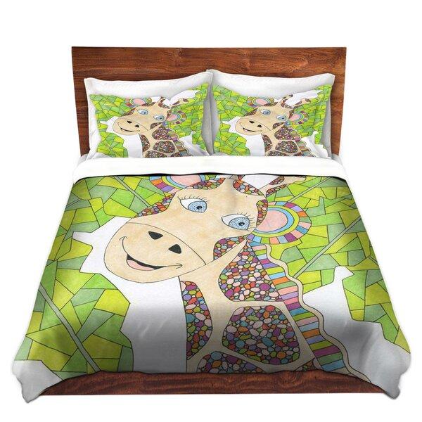 The Kind Giraffe Duvet Cover Set