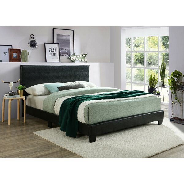 Arundhati Upholstered Platform Bed by Latitude Run