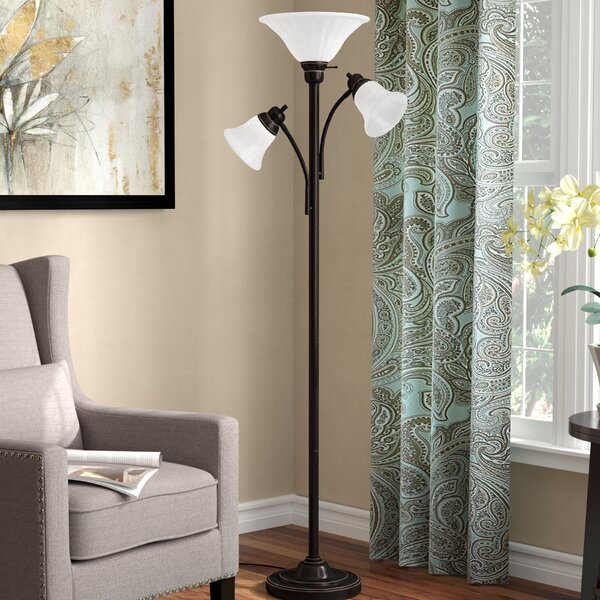 Powers 70.5 Torchiere Floor Lamp by Andover Mills