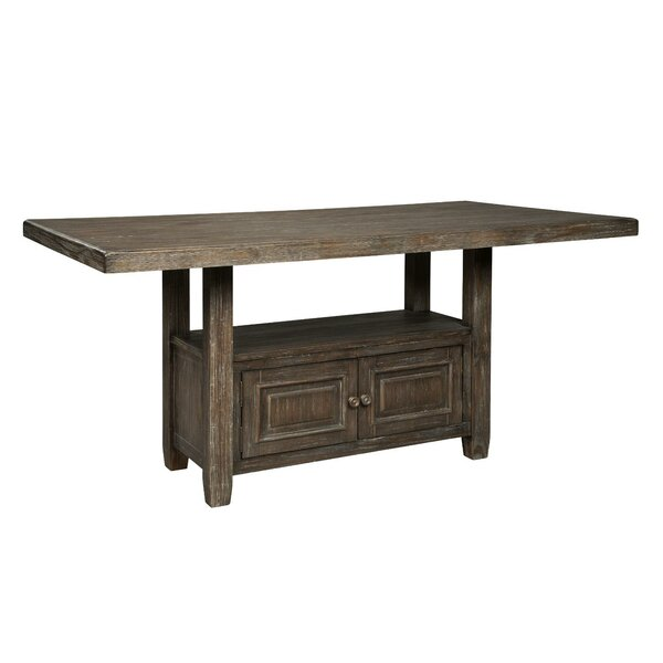 Alphonso Counter Height Dining Table by Gracie Oaks Gracie Oaks