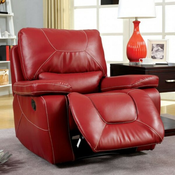 Gerber Contemporary Glider Recliner Red Barrel Studio RDBE2512