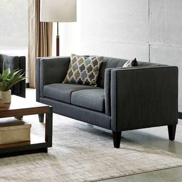 Offers Saving Jelani Designed Loveseat by Brayden Studio by Brayden Studio