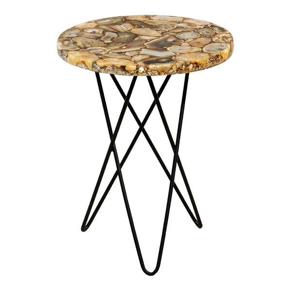 Brackettl Agate End Table By Foundry Select