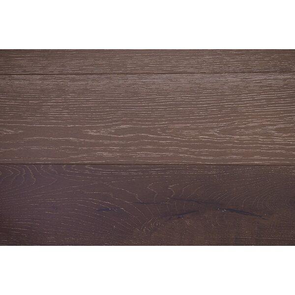 Santorini 7-1/2 Engineered Oak Hardwood Flooring in Granola by Branton Flooring Collection