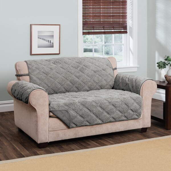 Waterproof Loveseat Slipcover by Winston Porter