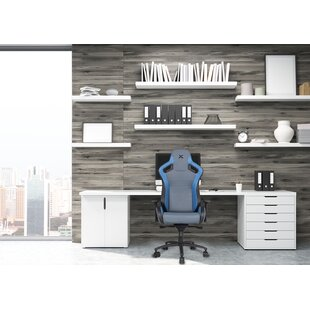 Review Carbon Line Sleek Design Metal Office Chair by RapidX