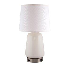 Table Lamp with USB Port You'll Love   Wayfair