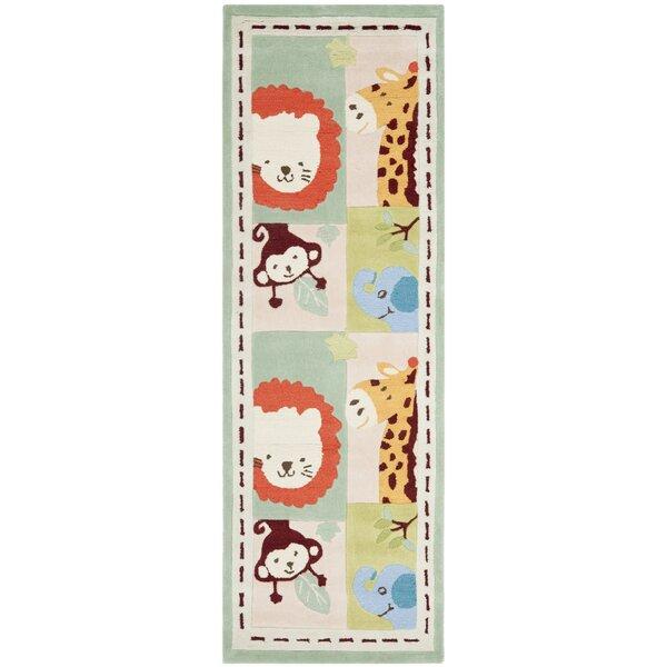 Claro Multi-color Kids Rug by Harriet Bee