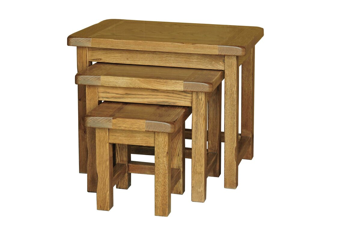 Homestead Living Rayleigh 3 Piece Nest Of Tables Reviews