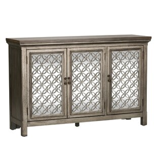 Reviews Converse 3 Door Accent Cabinet by Ophelia & Co.
