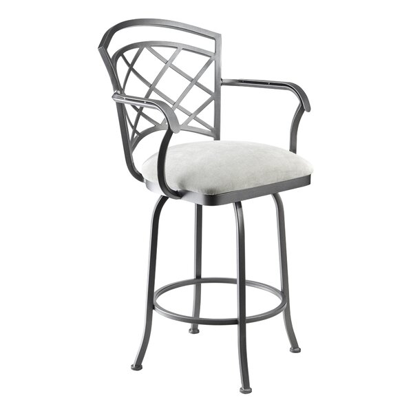 Sederholm 30 Swivel Bar Stool by Red Barrel Studio