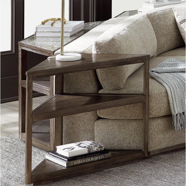 Hackney End Table By Gracie Oaks