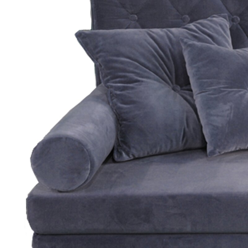 Baroque 3 Seater Sofa Bed