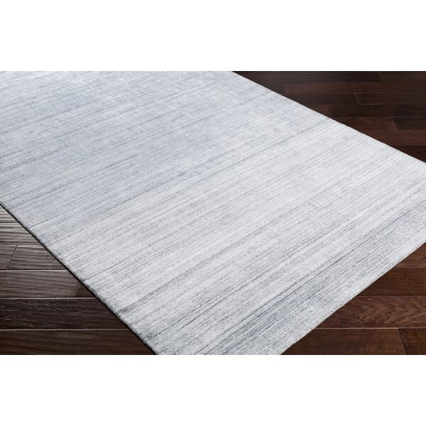 Cutshall Power Loom Gray Rug
