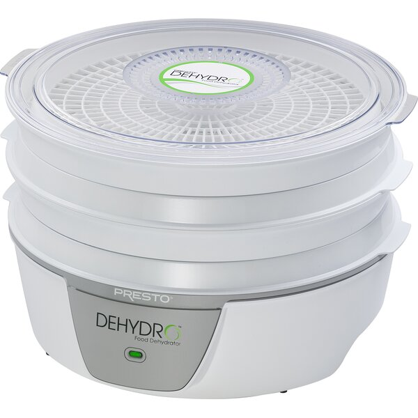 Dehydro 4 Tray Electric Food Dehydrator by Presto