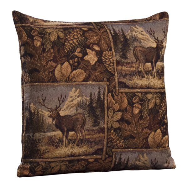 Aine Throw Pillow (Set of 2) by Loon Peak
