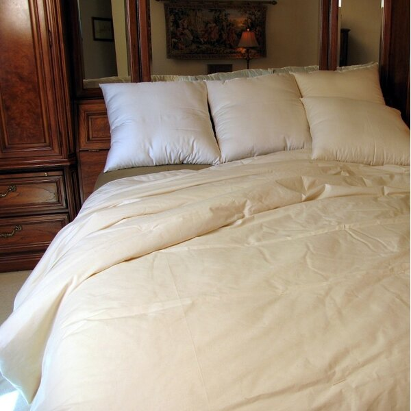 Euler Tropical Organic Wool Single Comforter