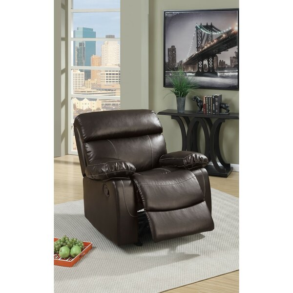 Horan Manual Rocker Recliner by Alcott Hill