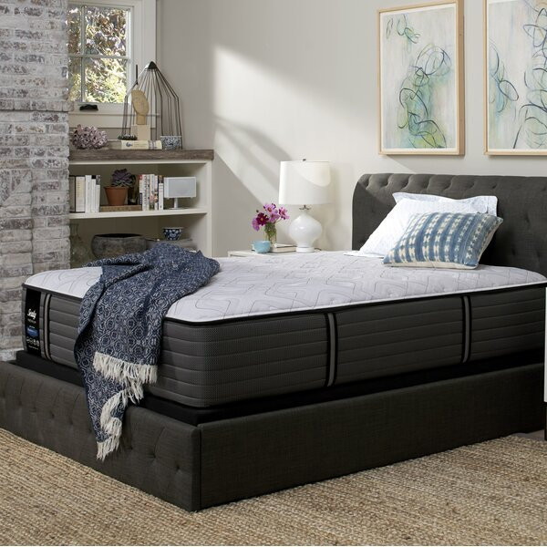 Response™ Premium 16 Cushion Pillowtop Mattress and 9 Box Spring by Sealy