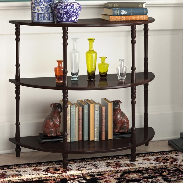 Barela Half Moon Console Table by Astoria Grand