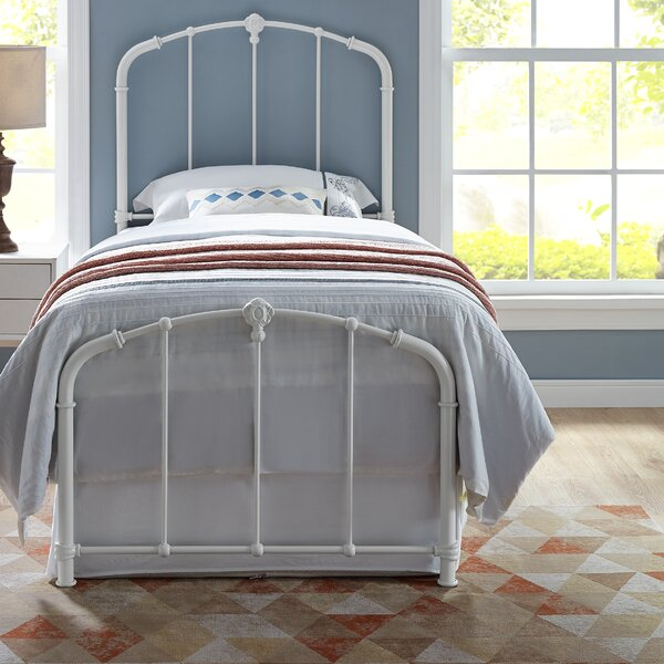 Hulett Standard Bed by August Grove