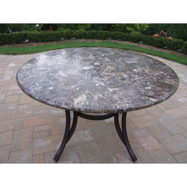 Stone Art 48 Dining Table by Oakland Living