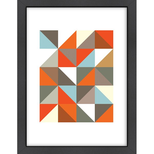 Framed Graphic Art Print on Paper by Langley Street