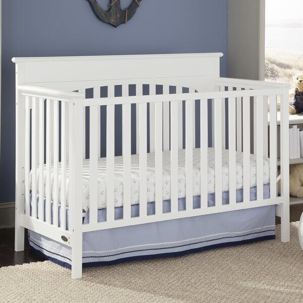 Lauren 4-in-1 Convertible Crib by Graco