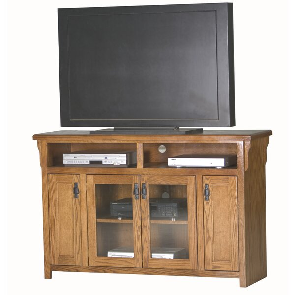Gus Solid Wood TV Stand for TVs up to 70