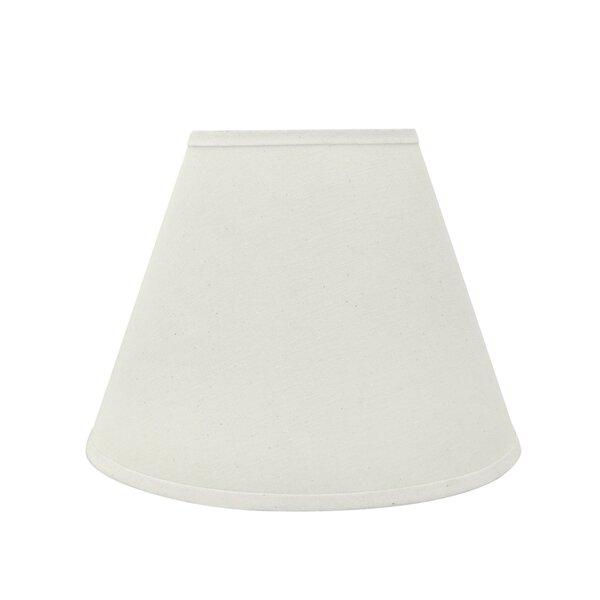 Transitional Hardback 12 Linen Empire Lamp Shade by Alcott Hill