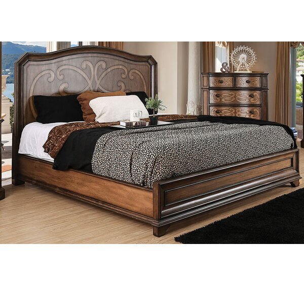 Gaskin Panel Bed by A&J Homes Studio