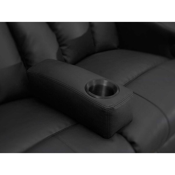 Home Theater Removable Armrest By Winston Porter