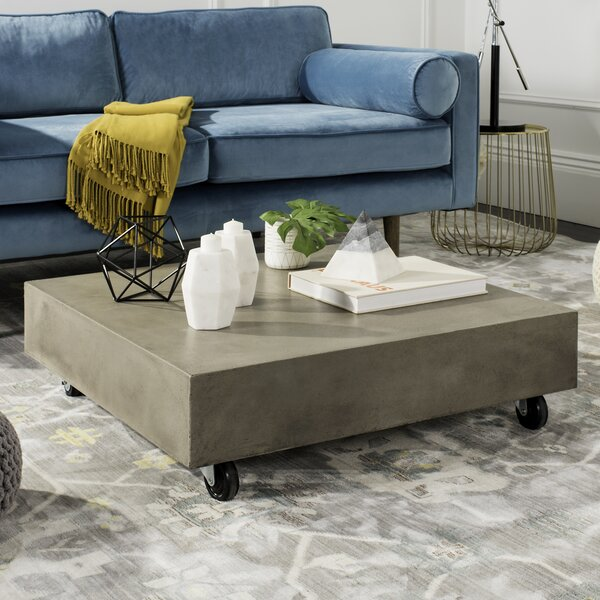 Hedda Coffee Table by 17 Stories 17 Stories