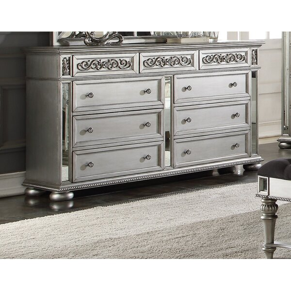 Astoria 9 Drawer Dresser by Rosdorf Park