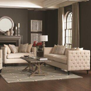 New Rochelle 2 Piece Living Room Set