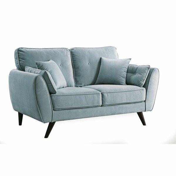 Mikole Contemporary Sofa by Latitude Run Latitude Run