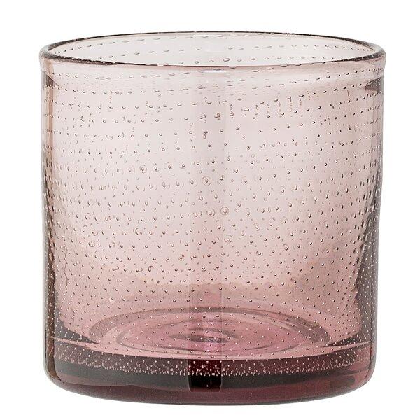 Forgey Glass Votive by Bloomsbury Market
