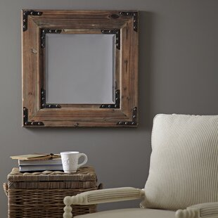 Birch Lane Dicken Industry Accent Mirror