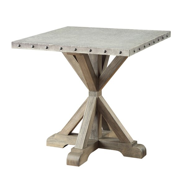 Paterson Occasional End Table by Gracie Oaks