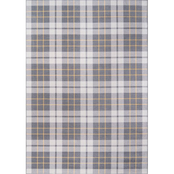 Cadet Gray Area Rug by Novogratz