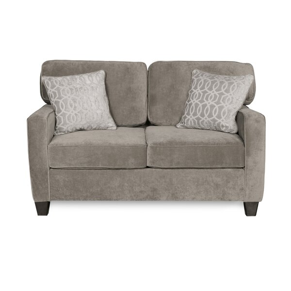 Keever Loveseat by Ebern Designs
