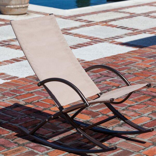 Chamonix Rocking Chair by PatioSense