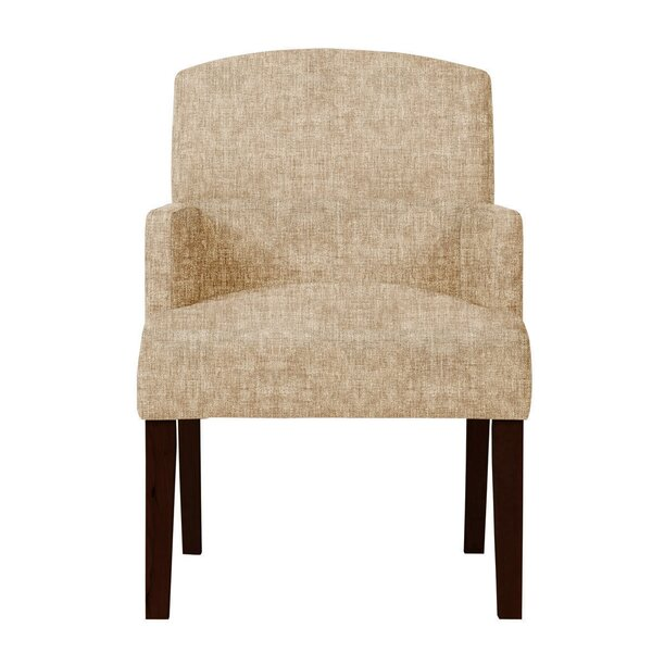 Arturo Upholstered Arm Chair by Langley Street