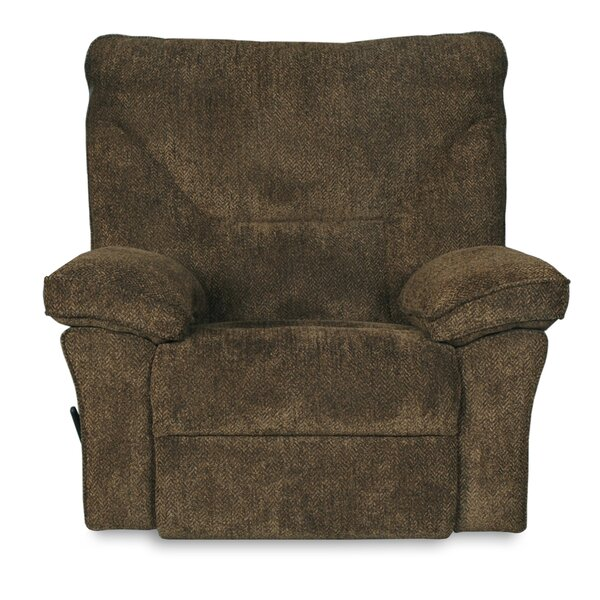 Algillo Manual Swivel Recliner by Loon Peak