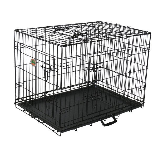 3 Door Pet Crate by Go Pet Club