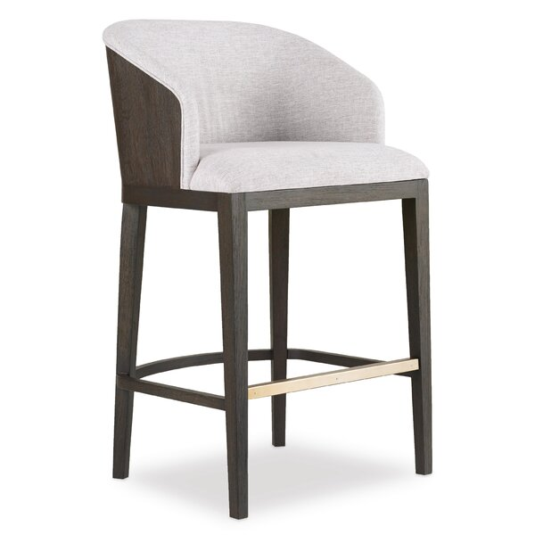 Curata Upholstered Bar Stool by Hooker Furniture