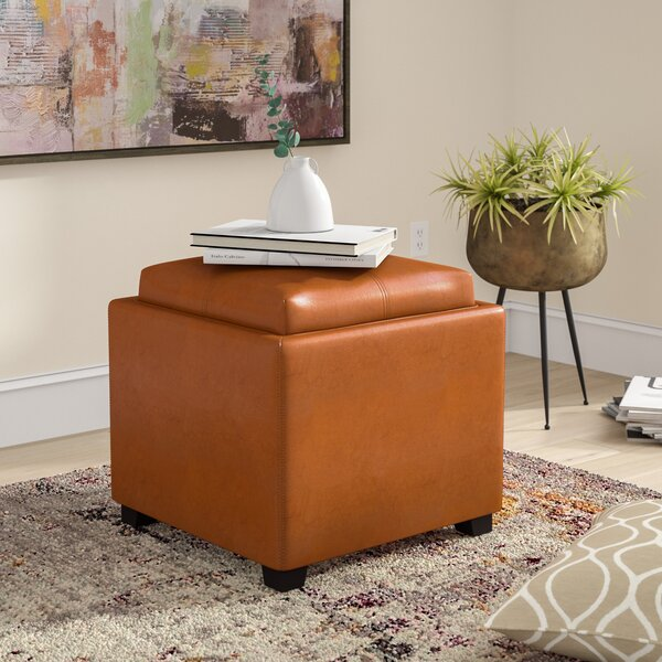 Janda Storage Ottoman by Mercury Row