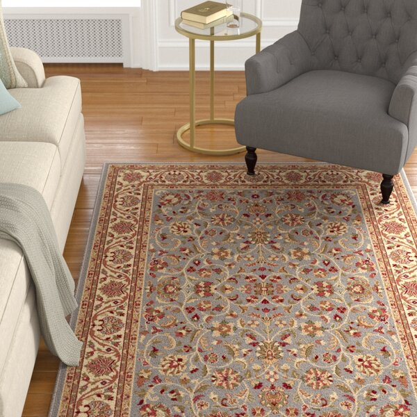 Clarence Blue Area Rug by Astoria Grand